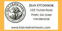 Hat Creek Retrievers