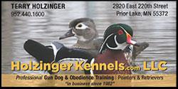 Holzinger Kennels